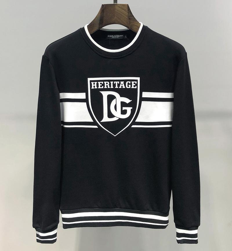 Marque Vêtements pour Hommes Noir T-Shirt Femme Luxe Pull D Lettre Impression haute qualité Shirts Luxury Design Sweat M-3XL OREILLE B105260L