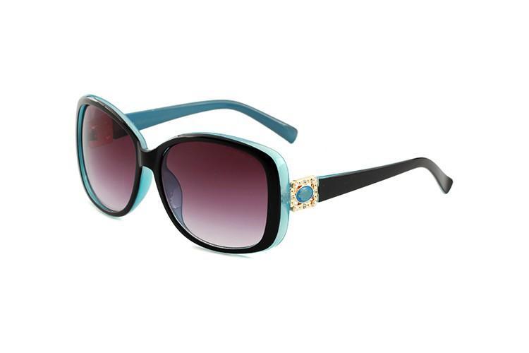 Nuevo diseño italiano de lujo de grandes marcas gafas de sol 2022 gafas UV400 protección UV moda pasarela esencial