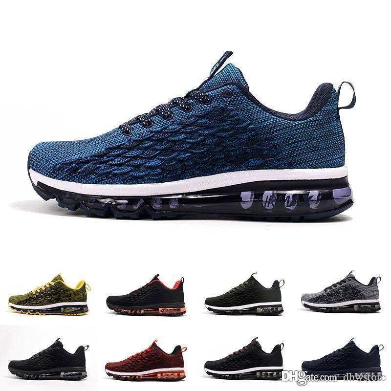 QINMIN123 New Shoes Man 2019 Air Mens