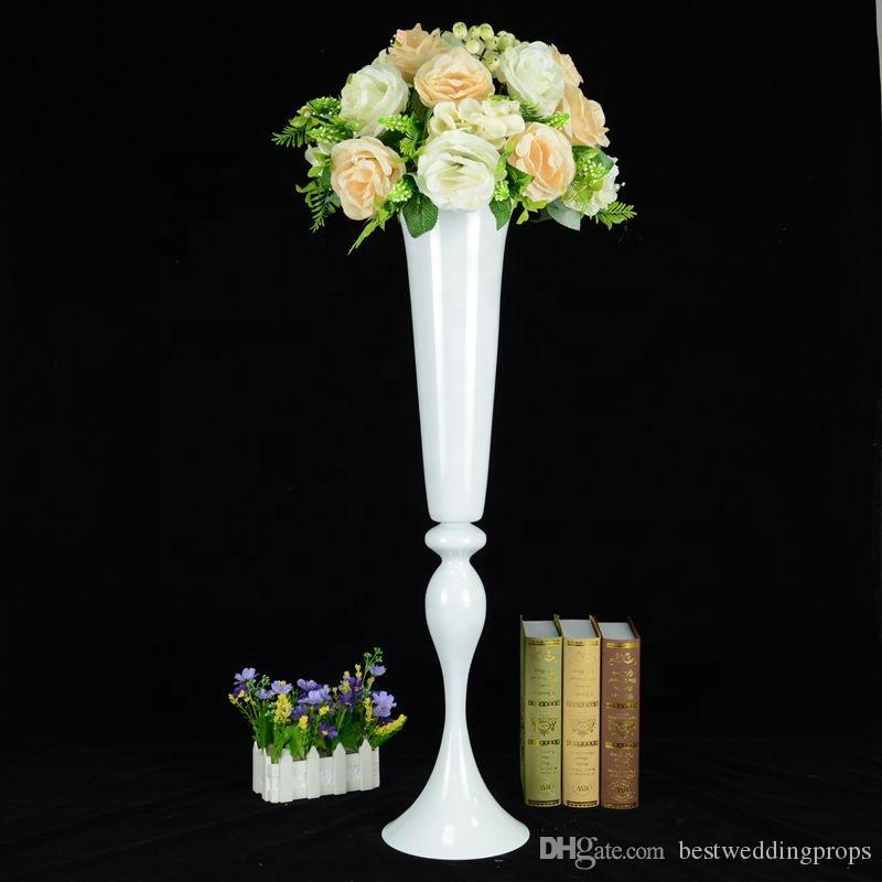 Nuevo estilo de mesa de metal decoración ccessories arreglos florales de boda / jarrón centros de mesa best01160