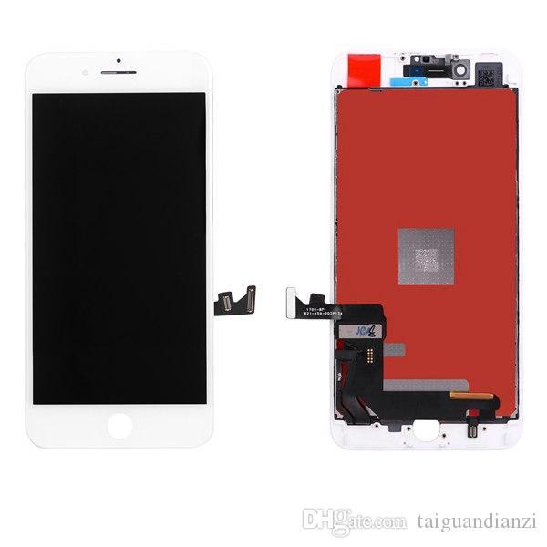 Orijinal LCD iphone 8 p Lcd Ekran iphone 8 artı Lcd Dokunmatik Ekran Digitizer Meclisi Ile 100% Testi, ücretsiz teslimat