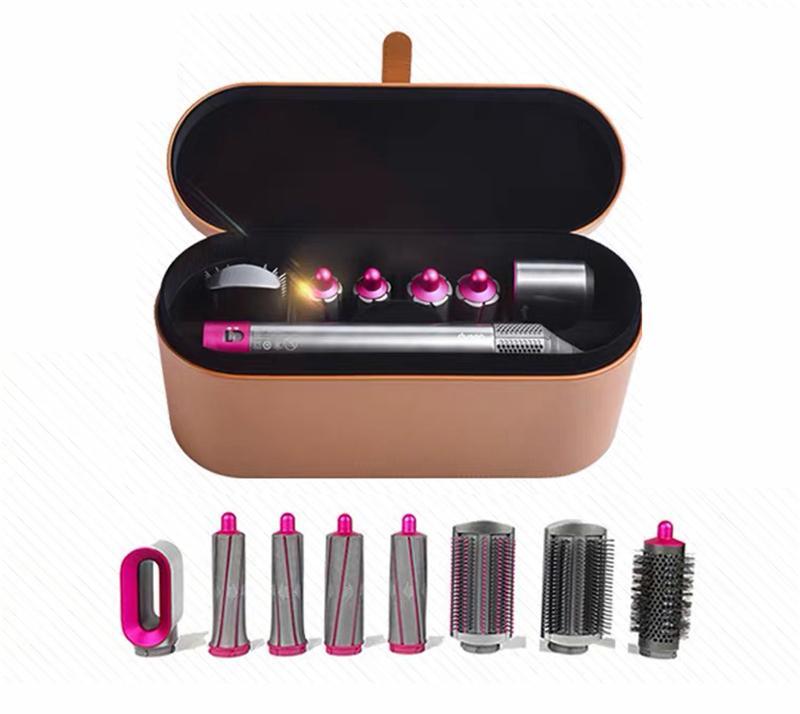 Top-Qualität 8Heads Lockenwickler Multifunktions Frisierapparat Automatische Lockenstab für normales Haar mit Geschenk-Box
