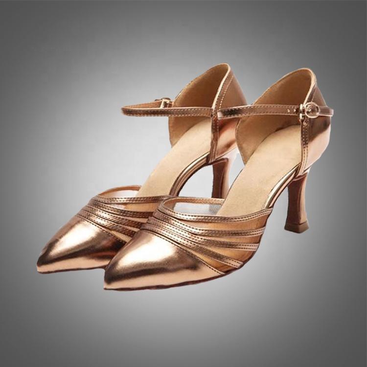 Frete grátis S5623 sapatos de dança moderna de mulheres por atacado sapatos de dança de salão mulheres nas sapatas Stock dança
