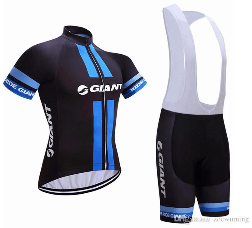 Mens Pro Cycling maillot manches courtes Cuissard. Été Faire du vélo Vêtements de vélo Portez des chemises Ropa Ciclismo Vtt. 2 couleurs