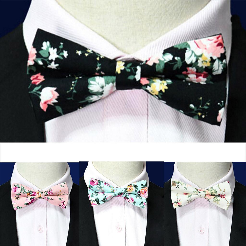 hot Men Bowtie Bow Tie Suit Necktie Adjustable Formal Tuxedo Wedding Party Ties