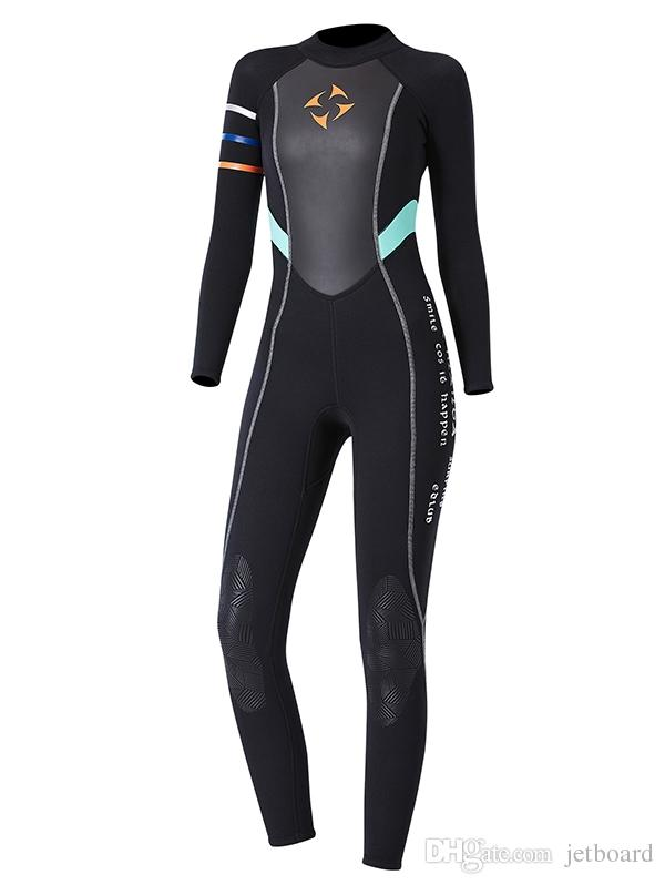 DIVE VOILE WS - 19481 siamois Wetsuit Good Design / Qualifié Tissu / Artisanat exquis