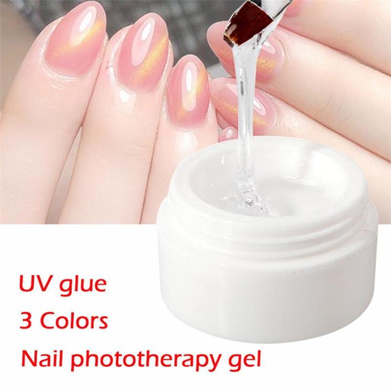 20g Soak Off fortes unhas UV Builder Gel Extensão polonês Manicure Art Nail Ferramentas esmaltes permanentes de uv y levaram Decoração