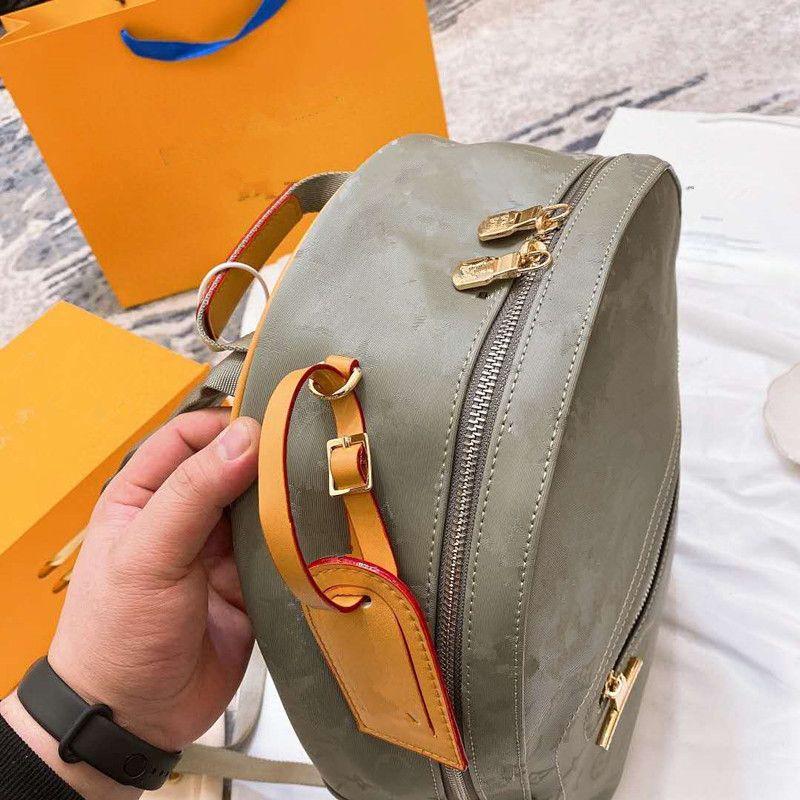 Su geçirmez sırt çantası Çanta Büyük Kapasiteli Lazer Kadınlar var Okul Sırt Çantası Erkekler ve Kadınlar Çanta Sırt Seyahat Çantaları Lüks Kadınlar El İkisi