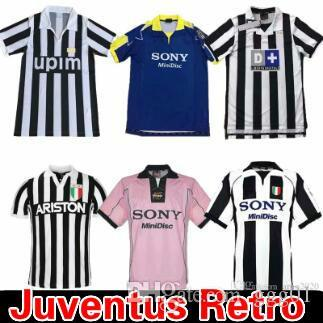 2020 New Top 95 96 97 98 Juventus White Retro Zidane Soccer Jersey 1997 1998 Champion League Juventus Vintage Soccer Jerseys Football Shirt From Ggg51z 15 55 Dhgate Com