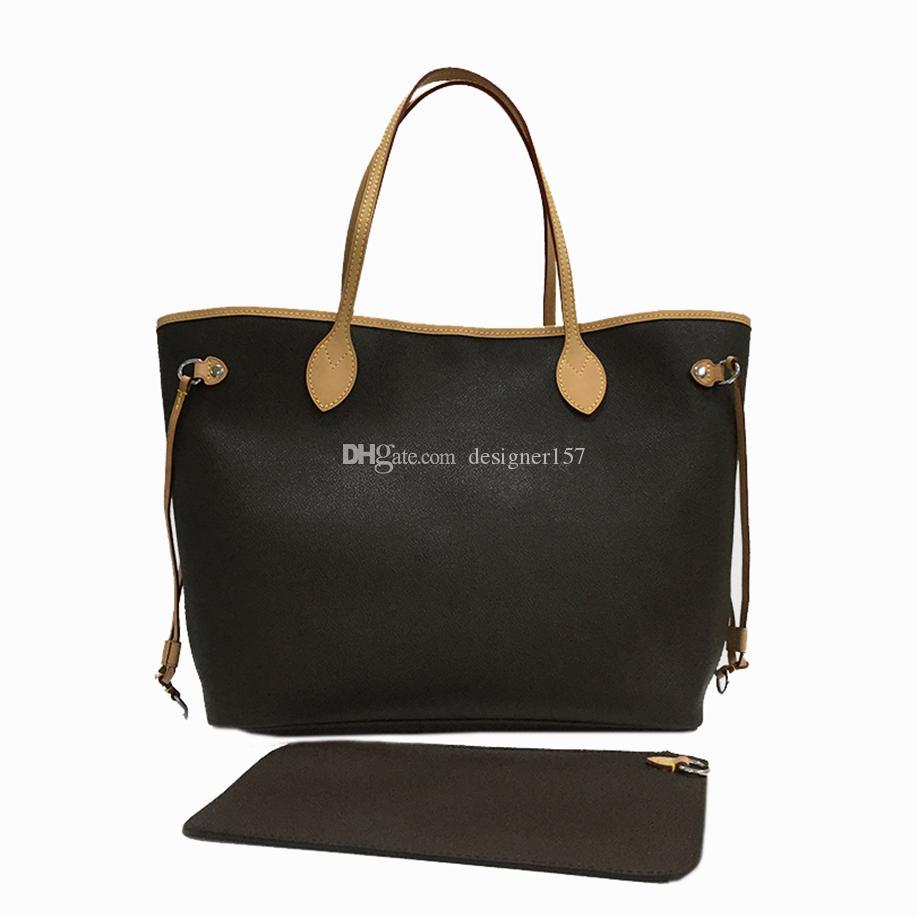 토트 핸드백 어깨 가방 핸드백 여성 가방 배낭 여성 토트 백 지갑 브라운 가방 가죽 클러치 패션 지갑 가방 69 (428)