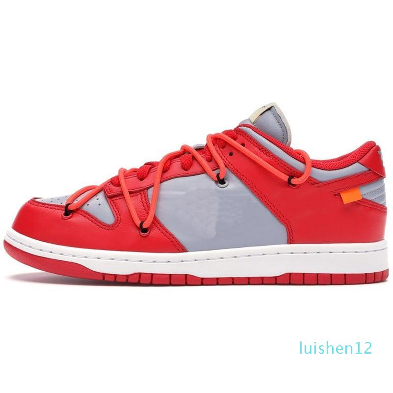 Nuovo Mike Esecuzione di Designer Shoes Low autentica delle scarpe da tennis di Parigi SP Brasile off VALENTINE Concetti x delle donne degli uomini di sport Skate formatori l12