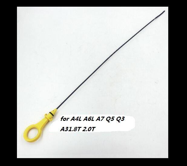 Niveau d'huile jauge Jauge pour Audi A4L Dipstick A6L A7 Q5 Q3 A31.8T 2.0T