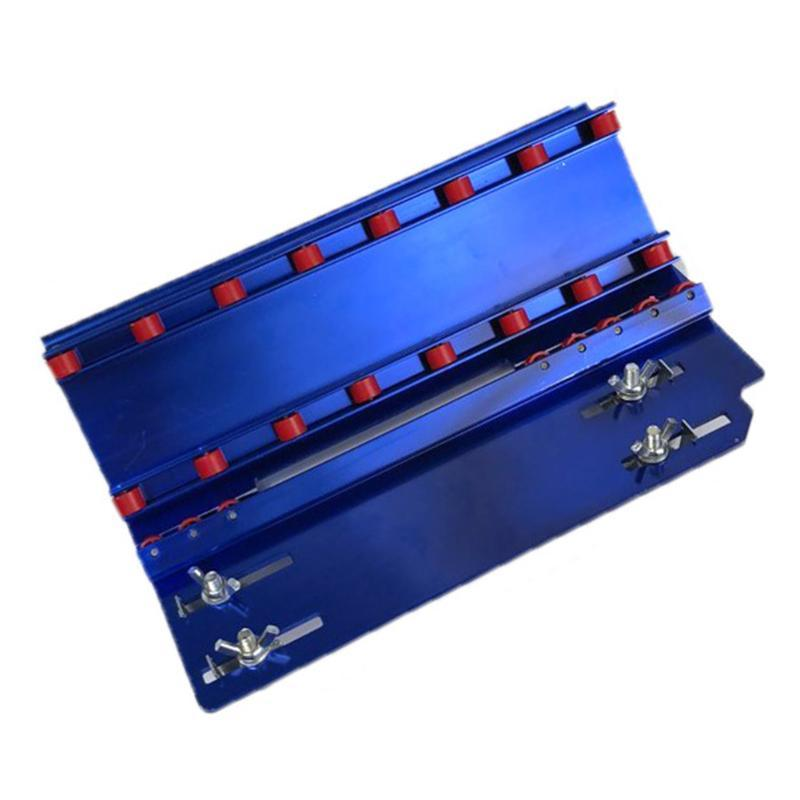 45 degrés électrique pneumatique Seat Carreaux de céramique porte-outil Machine Support de coupe Scie biseautés Chanfrein Cadre Mitre Cutter Accueil