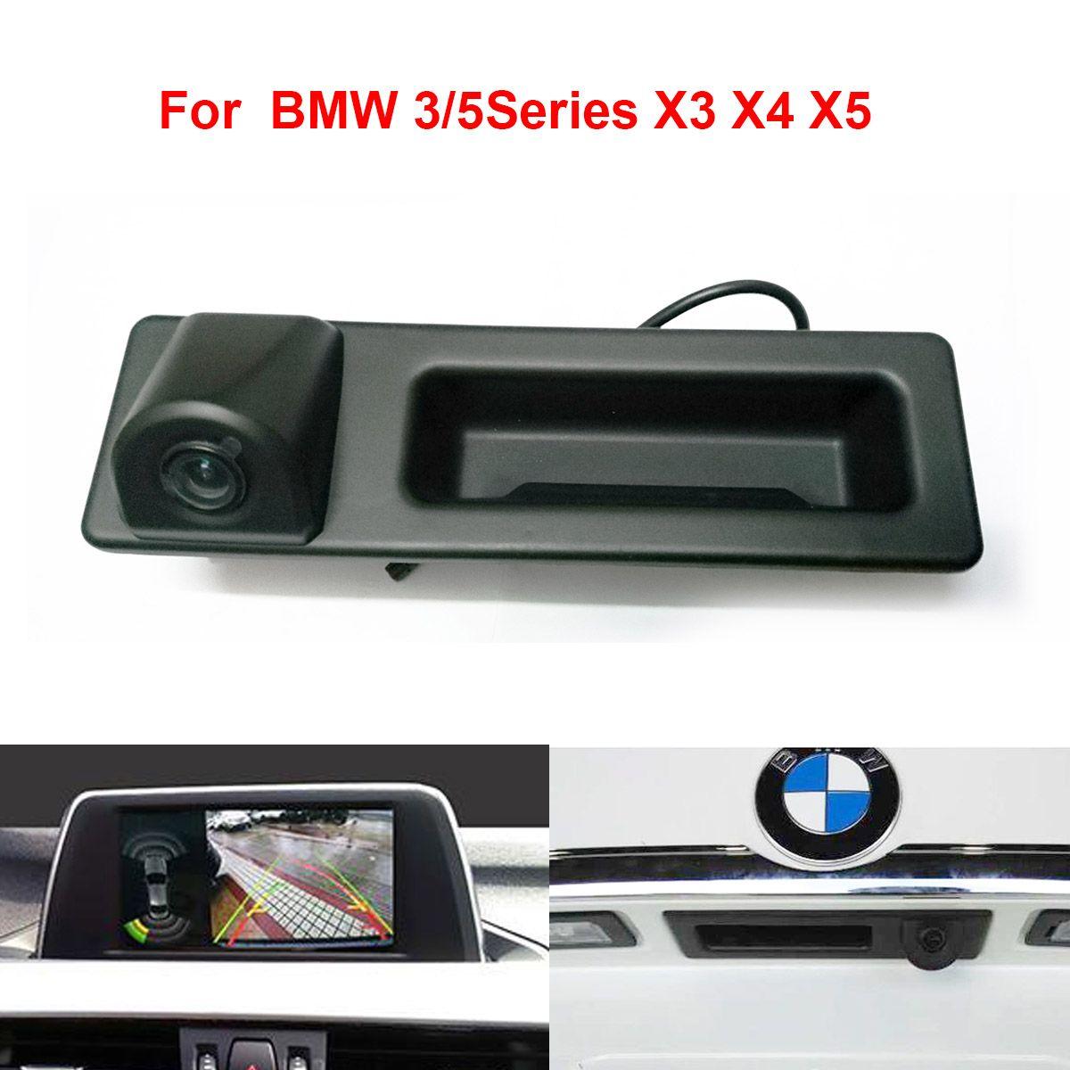 Rückansicht Heckklappe Griffkamera für BMW 3 5 x3 x5 Serie