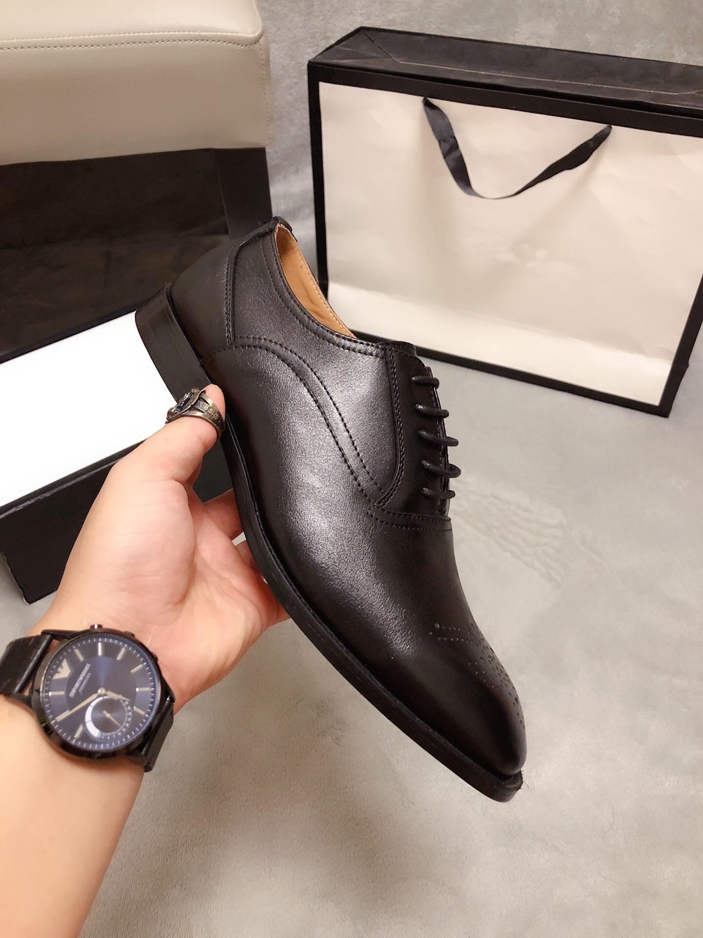 Erkekler Gerçek Deri Motosiklet İş Flats Marka Tasarımcı Erkek Düğün Örgün Parti Elbise Ayakkabı Boyut 38-44