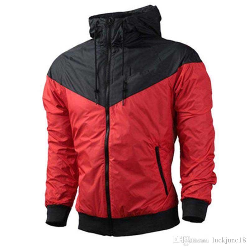 2020 Men Women Designer Jacket Coat Luxury Sweatshirt Hoodie Long Sleeve Autumn Sports Zipper Brand Windbreaker Mens Clothes Hoodies