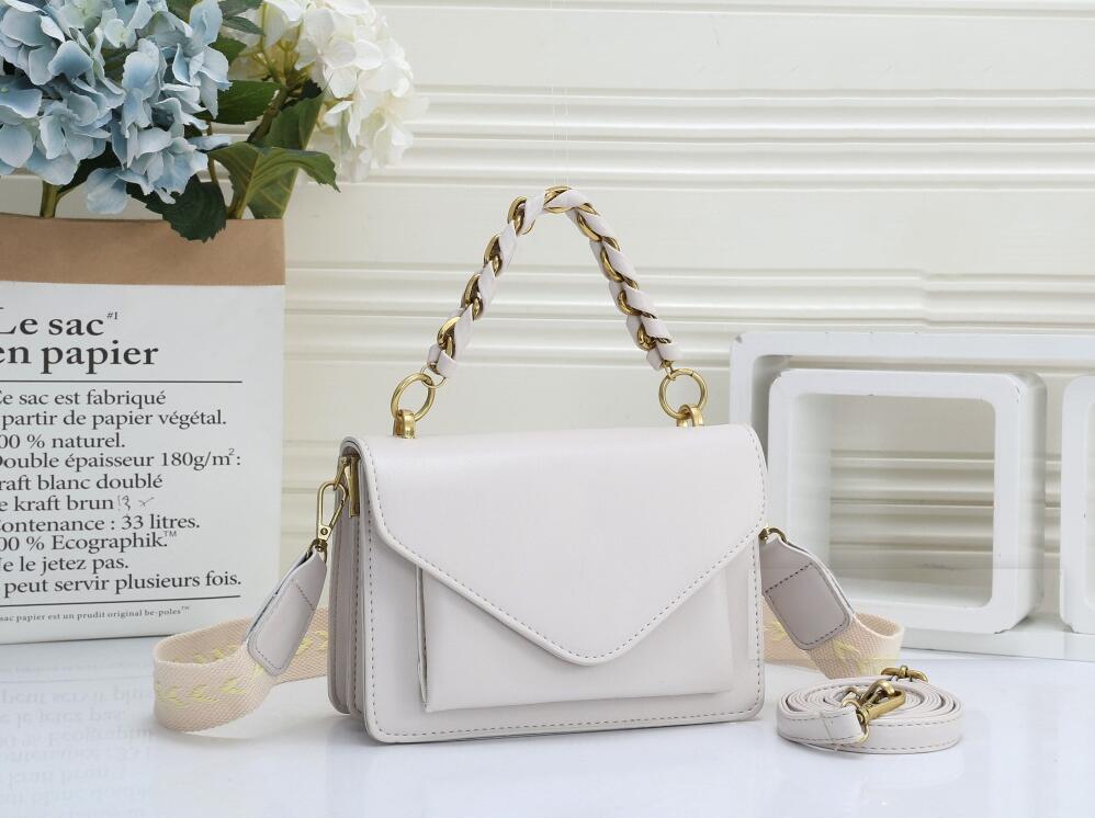 Designer Luxus-Handtaschen-Geldbeutel neue Art und Weise Frauen Umhängetasche Tasche Marke L0G0 Brief Schultertasche Kleine Handtasche