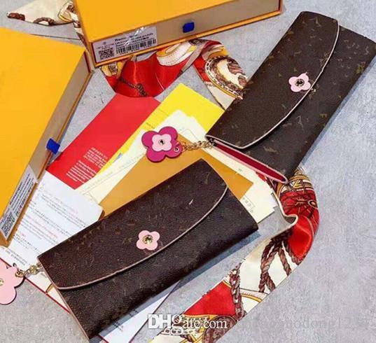 Petit changement multi-fonction Folding Doug Portefeuilles Porte-monnaie européenne pour les femmes Femme bref paragraphe Carte de bourse de sac Lady long mince rétro Fashio
