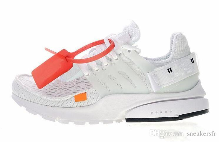 2019 Presto 2.0 Wholesale Top Quality Exclusive prestos Passion Peace youth business casual shoes white free shipping