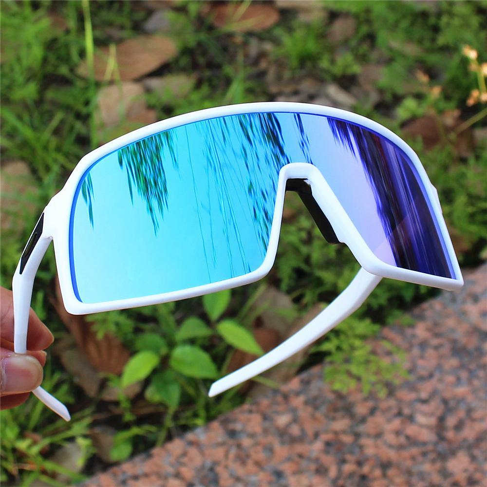 Sutro نظارات الاستقطاب ركوب الدراجات النظارات الشمسية الرجال والنساء طريق الرياضة المتفطرات السلية الدراجة الجبلية نظارات شمسية نظارات الشمس JBR الفك UV400
