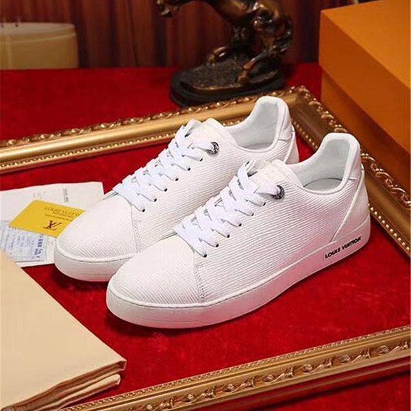 Италия роскошные повседневные туфли цветовая гамма молния мужчины и женщины низкий топ плоские туфли натуральная кожа Мужская обувь дизайнерские кроссовки Tr