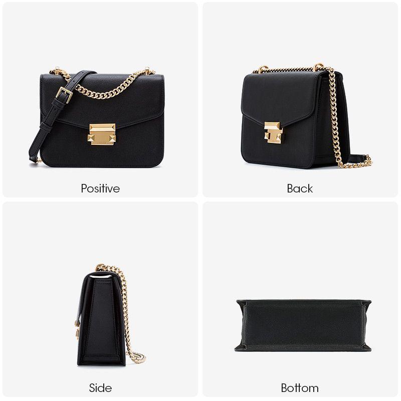 73aac664c4d9 LA FESTIN Elegant Geometric Bag Luxury Shoulder Bags Designer Genuine  Leather Crossbody Bags For Women 2018 Messenger Bags Duffle Bags Messenger  Bags ...