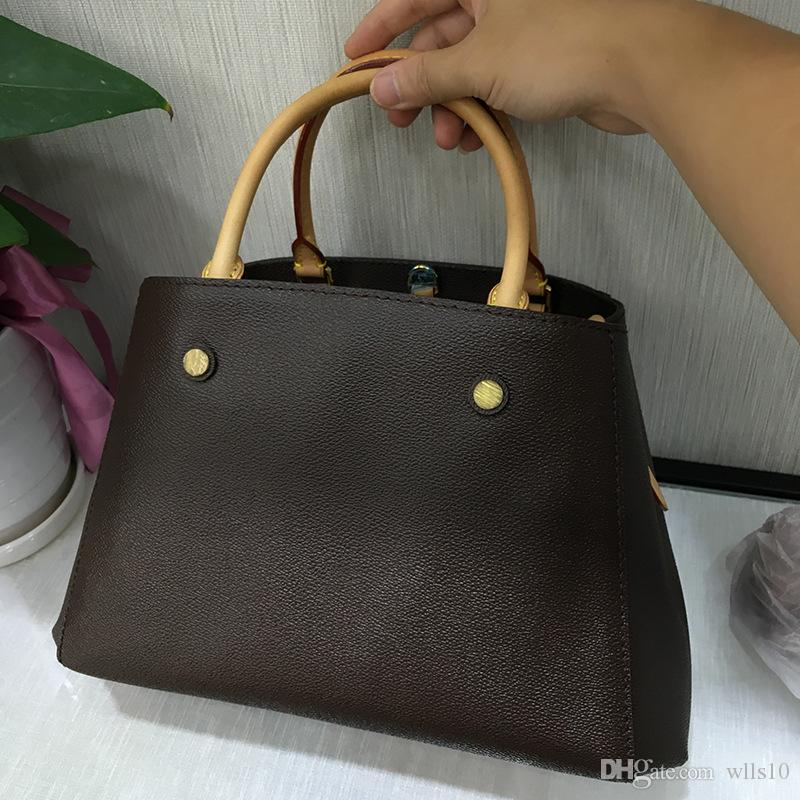 L177 горячая распродажа классический мода сумки женщин сумки Сумка сумки Леди сумки сумки Сумки мешок руки дизайнер сумка M40155 M41056