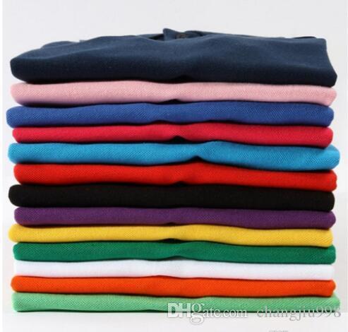 Марка 2020 Mens Top Крокодил вышивки рубашки поло с коротким рукавом Твердые рубашки поло мужчин Поло Homme Тонкий Мужчины Одежда Camisas Polos Shirt S-6XL