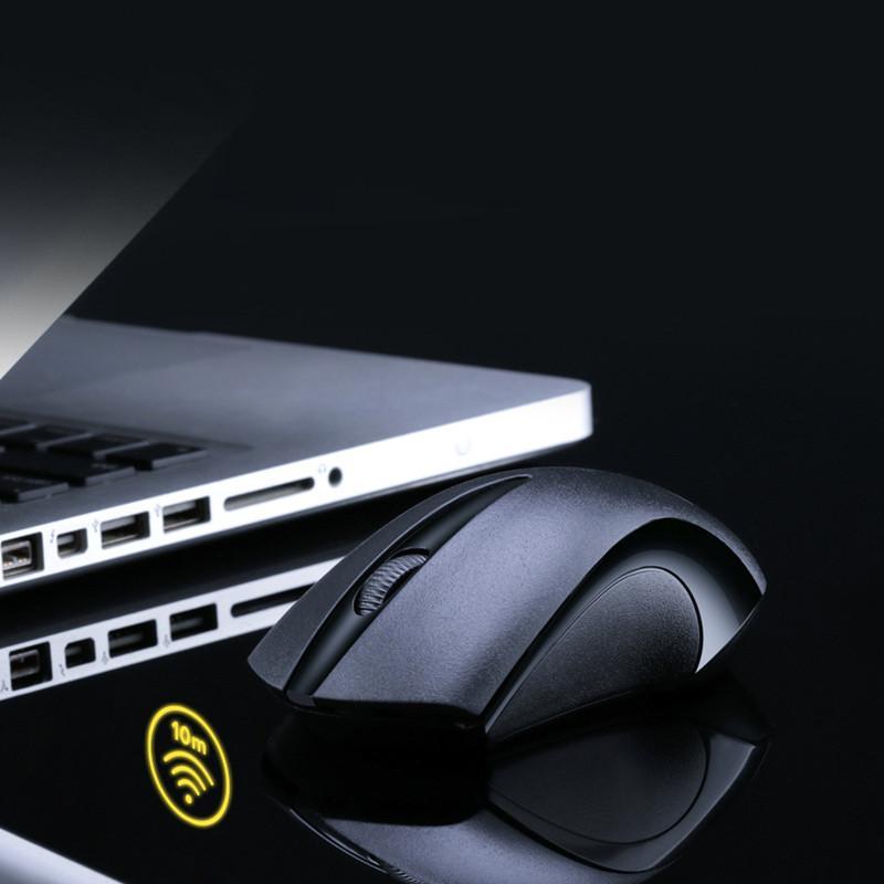 Q2 Wireless Mouse Gamer Мыши 1600DPI 3 Кнопки 3 цвета Портативный компьютер компьютерная мышь Gaming Mouse с Retail Box DHL доставка