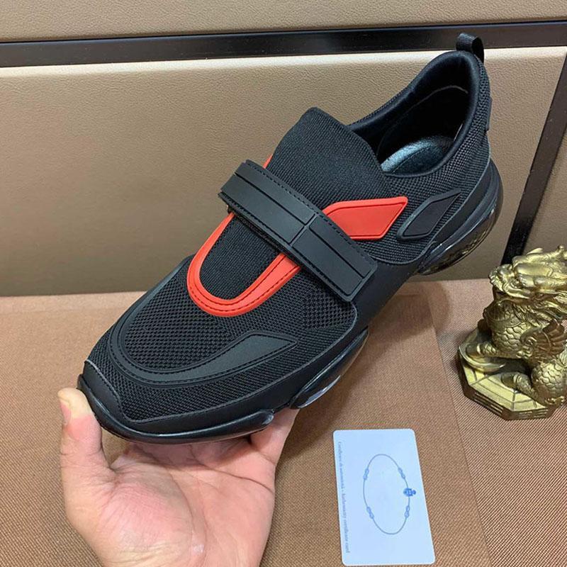 2020 homens sapatos de designer de moda mais recentes sapatilhas do desenhista exclusivo design de alta qualidade Cloudbust sneakers tamanho 38-44