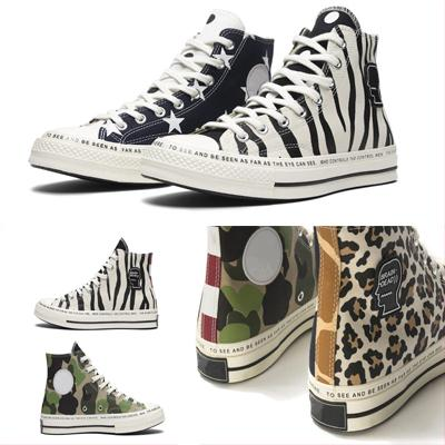 Compre Converse Chuck 70 Hi X Brain Dead Joint Converse Camouflage Canvas Sneakers De Nike98shoes, $81.22   Pt.Dhgate.Com