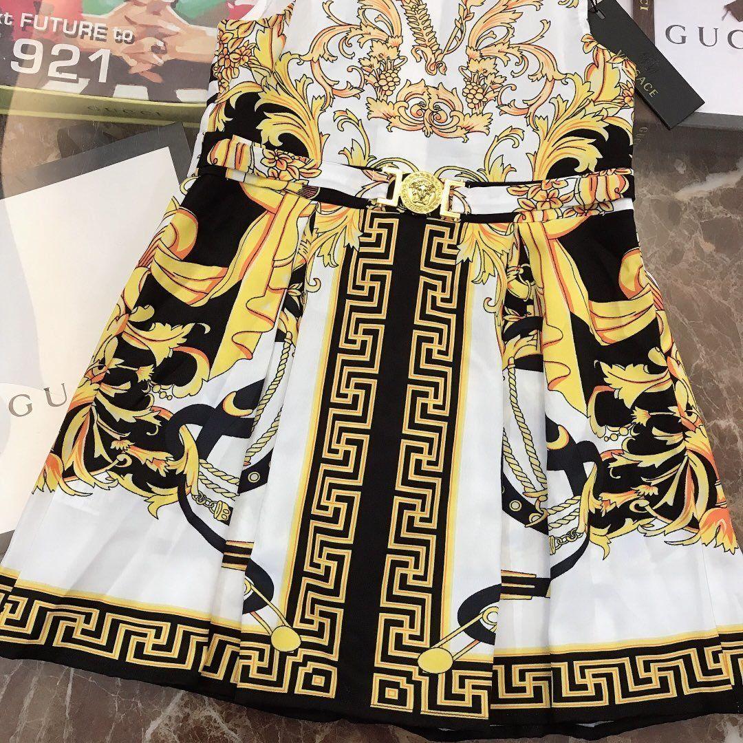 Baby Designer Mädchenkleid Kleidung Baumwollmädchenkleider Art und Weise der neuen Auflistung heiße Party-klassisch einfach herrlich hübsch 25CH