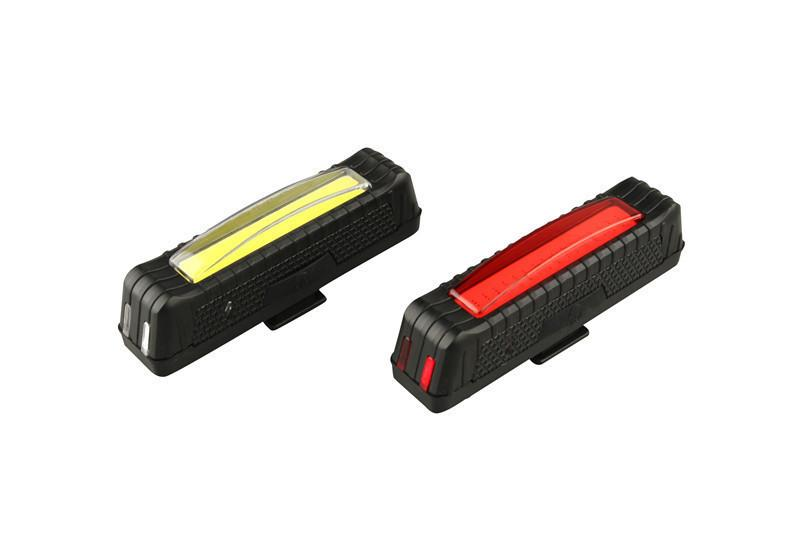Led A Mountain Country Vehicle Bicycle Can Usb Charge Exceed Light Taillight