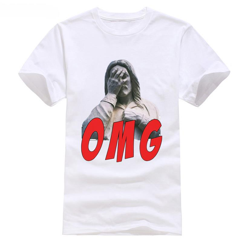 New T-shirt Blaze Man Omg Funny Funny Gift Idea New Tops 2019 Print Letters Men Shirt