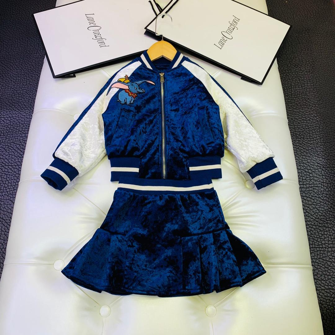 Kızlar Setleri 2adet kaliteli WSJ039 üst + # 110649 whyan03 elbise