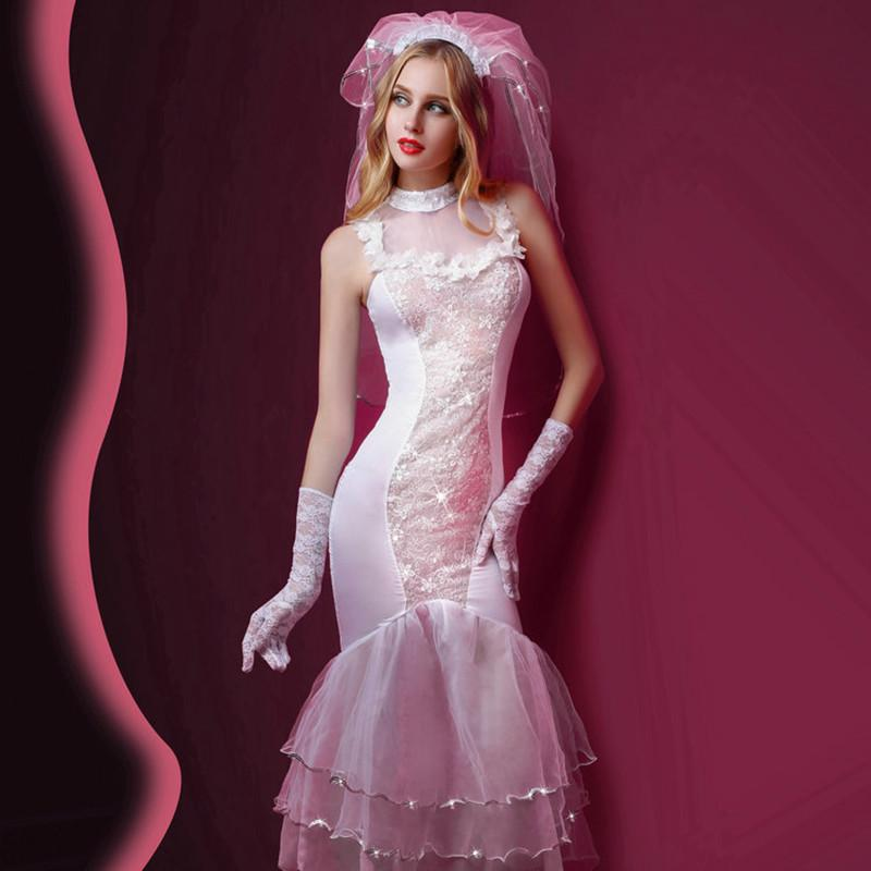 جديد الاباحية النساء الملابس الداخلية الساخنة المثيرة مثير فستان زفاف العروس تأثيري الأبيض المثيرة الإباحية زي شفاف مثير داخلية 6037