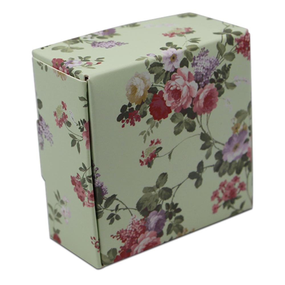 30pcs / lot Petit Boutique Papier cadeau Kraft Boîte pour la main savon Emballage Boîtes à bijoux Emballage Wedding Party Candy Box