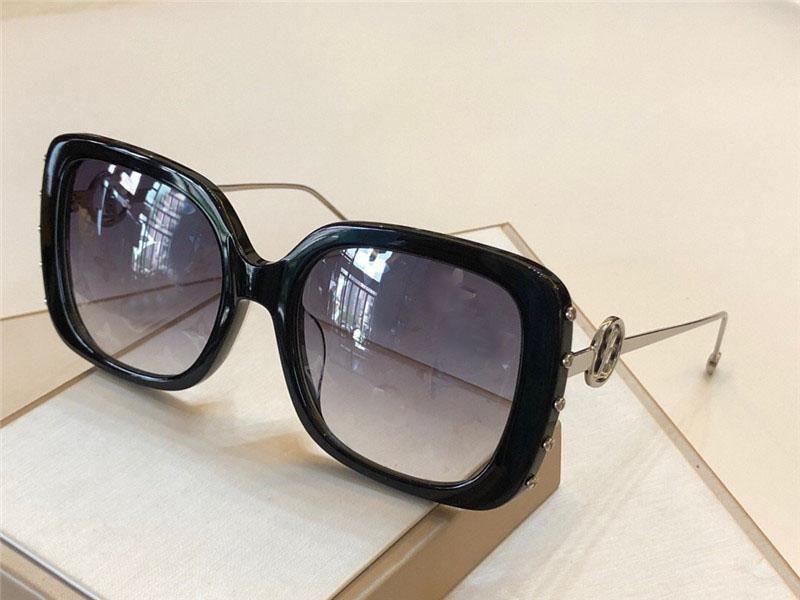 Neue Modedesigner-Sonnenbrille 2369 hochwertigen quadratische Platte Rahmen der einfache Art uv400 Schutzbrille mit ursprünglichem Kasten Verkauf