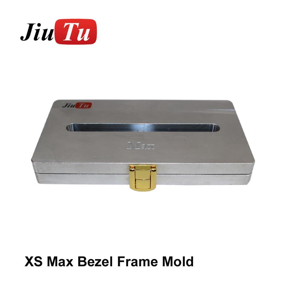 1 pcs Moule pour iPhone de serrage X Xs Max Bezel Cadre Laminage moule en verre LCD à écran tactile Cadre colle Dispense moule de maintien