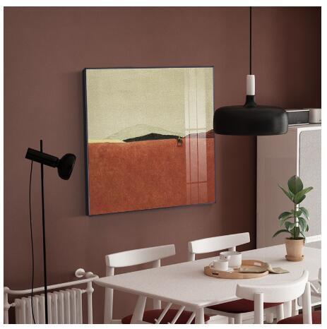 Abstract Desert Dark colour Wilderness For Living art wall decoration hot sale popular poster 6