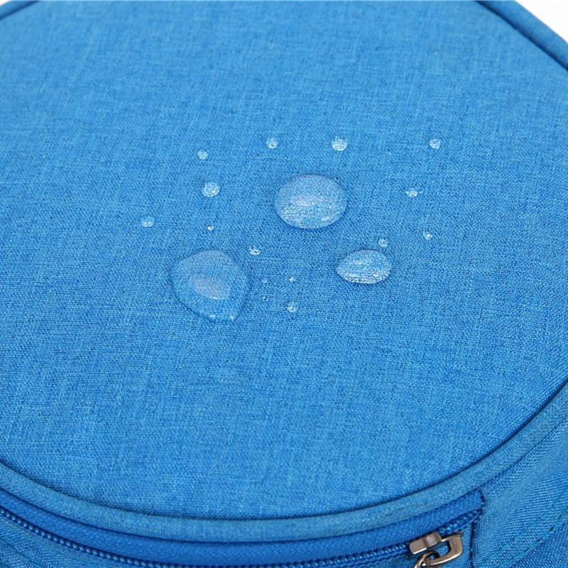 Coton Sac de transport Housse Gig Oxford imperméable Tissu Ukulélé Hawaï quatre cordes de guitare Sac à dos