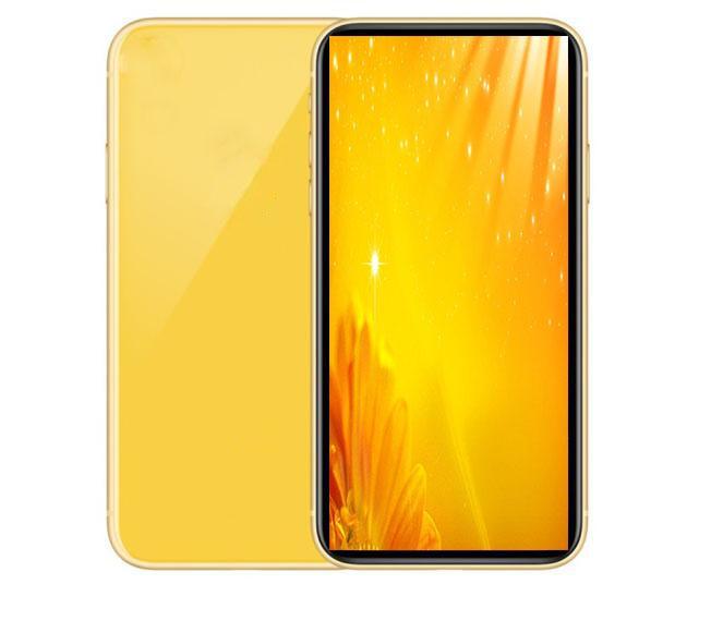 Sealed box Goophone 11/XS Max Quad Core cellphones 1GB RAM 4GB ROM MTk6580 Face ID Smartphones Show 4GB/256GB show 4g lte Unlocked Phone