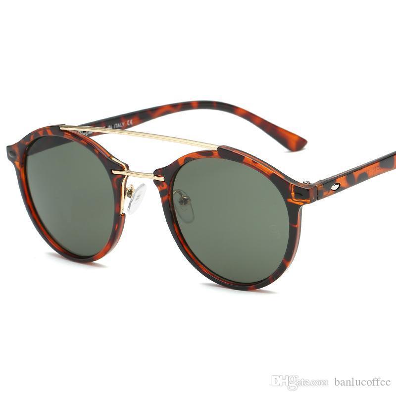 2020 lunettes de soleil en métal Mode Hommes Femmes UV400 Marque Designer Lunettes de soleil de conduite lunettes de soleil vintage lunettes de résine de