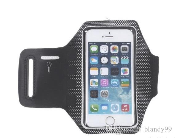 For Iphone for samsung phone Waterproof Sports Running spot Armband Case Workout Armband Holder Pounch Cell Mobile Phone Arm Bag Band