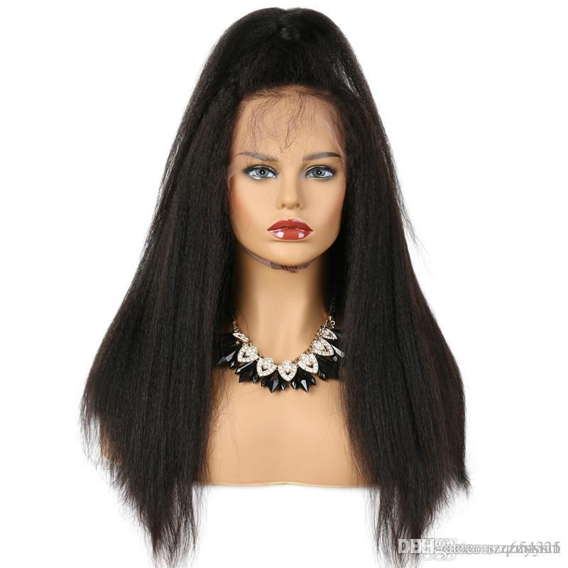 Women's Long Curly Fancy Dress Wigs Black Cosplay Costume Ladies Wig Party (Color: Black) Free Shipping