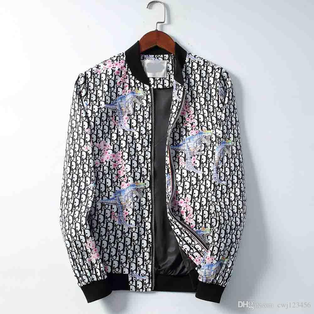 Neue Männer Entwurf Jacken-Entwurf Mantel Neuproduktion Brief Kapuzenjacke Trenchcoat Zip Hoodie Herren Sportswear Top-Ausstattung