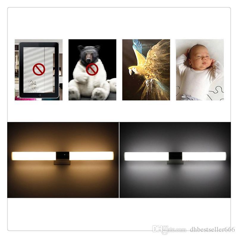 LED Banheiro Bedroon Luzes Maquiagem Lâmpada Gabinete de Parede Iluminação Espelho 8 W 10 W 12 W Moderno Breve Estilo de Venda Quente