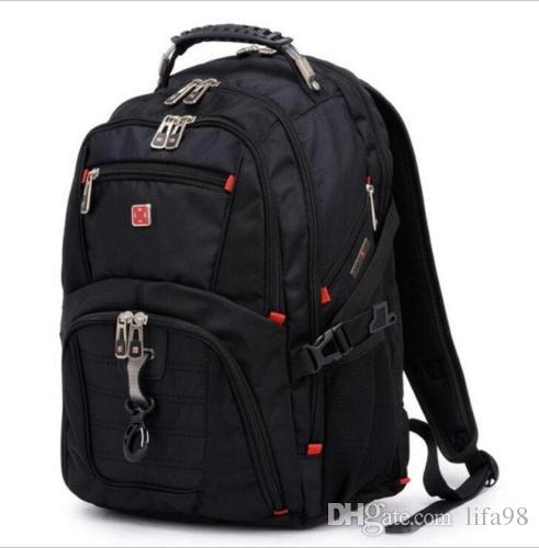 İsviçre ordusu bıçak omuz çantası erkek sırt çantası kadınlar rahat seyahat çantası laptop çantası