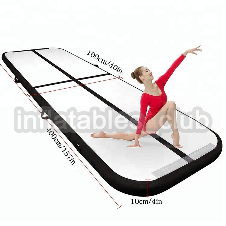 Free Shipping Inflatable Airtrack 3M Mini Size Air Track Mats For Gymnastics Home Use Air Floor With Air Pump