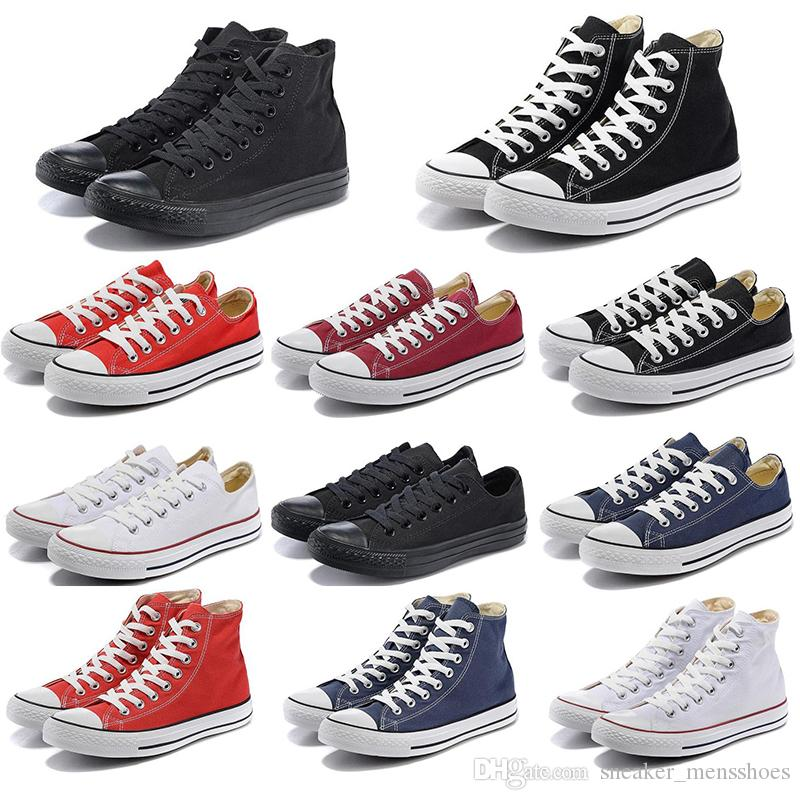 free sock 2020 TOP quality Luxury Designer casual Shoes Star Ox Blue high Jam Black Reveal NEW Mens Women Sports Sneakers Brand Canvas
